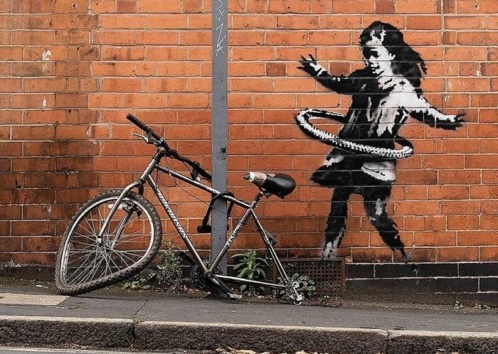 L'arte di Banksy: vi racconto il suo messaggio